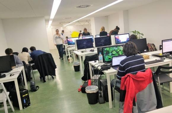 Coworking Barcelona Start2bee Travessera